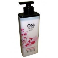 Мыло жидкое для тела Cherry Blossom, серии ON: THE BODY 500 мл (128079)