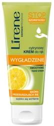 Крем для рук Лимон Lirene Smoothing Hand Cream with Lemon Крем для рук Лимон Lirene Smoothing Hand Cream with Lemon 75 мл