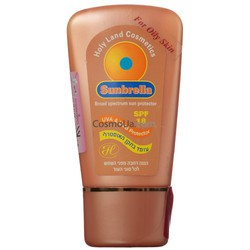 Holy Land Солнцезащитный крем SPF 18 д/жир кожа, 125мл.