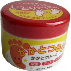 Смягчающий крем для ухода за сухой кожей пяток Care Cream K 180 г (05253)