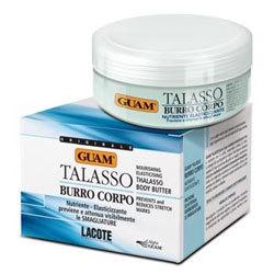 Масло для тела против растяжек питательное Guam Talasso